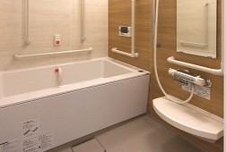 そんぽの家S綾瀬(サービス付き高齢者向け住宅)の画像(5)居室浴室