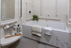 そんぽの家S扇大橋(サービス付き高齢者向け住宅)の画像(7)居室 浴室