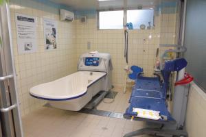 ヨウコーキャッスル巣鴨(介護付有料老人ホーム)の画像(5)機械浴室