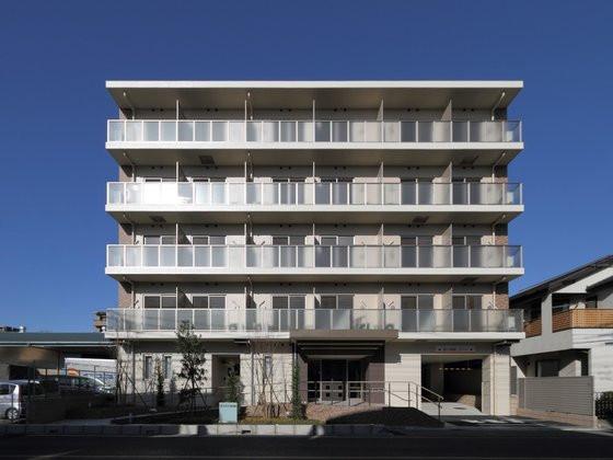 そんぽの家S戸田公園(サービス付き高齢者向け住宅)の画像(1)
