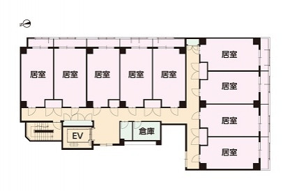 そんぽの家S烏山(サービス付き高齢者向け住宅)の画像(13)