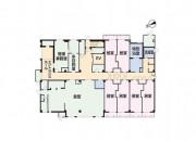 そんぽの家S扇東(サービス付き高齢者向け住宅)の画像(9)館内間取り図