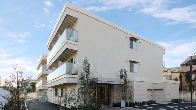 そんぽの家S扇東(サービス付き高齢者向け住宅)の画像(1)