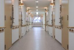 そんぽの家S扇東(サービス付き高齢者向け住宅)の画像(4)廊下