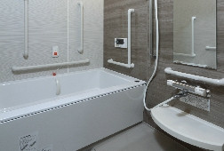 そんぽの家S扇東(サービス付き高齢者向け住宅)の画像(7)居室浴室
