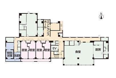 そんぽの家S梶が谷(サービス付き高齢者向け住宅)の画像(9)
