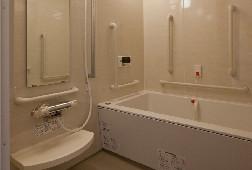 そんぽの家S北綾瀬(サービス付き高齢者向け住宅)の画像(5)居室浴室