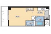 そんぽの家S北綾瀬(サービス付き高齢者向け住宅)の画像(8)居室間取り図