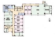 そんぽの家S北綾瀬(サービス付き高齢者向け住宅)の画像(9)館内間取り図