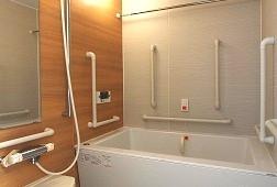 そんぽの家S足立保塚(サービス付き高齢者向け住宅)の画像(7)居室浴室