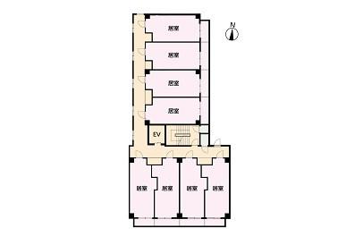 そんぽの家S羽田(サービス付き高齢者向け住宅)の画像(9)