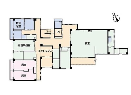 そんぽの家S府中中河原(サービス付き高齢者向け住宅)の画像(9)