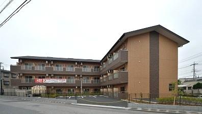 そんぽの家S川口東領家(サービス付き高齢者向け住宅)の画像(1)