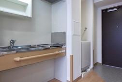 そんぽの家S江古田(サービス付き高齢者向け住宅)の画像(5)居室 ミニキッチン