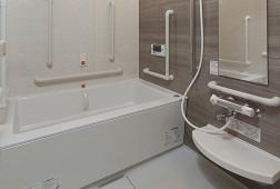 そんぽの家S江古田(サービス付き高齢者向け住宅)の画像(7)居室 浴室