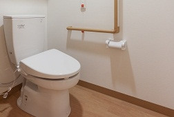 そんぽの家S江古田(サービス付き高齢者向け住宅)の画像(8)トイレ