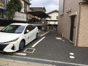 そんぽの家S江古田(サービス付き高齢者向け住宅)の画像(13)駐輪場
