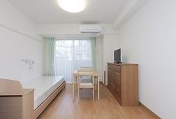 そんぽの家S江古田(サービス付き高齢者向け住宅)の画像(6)居室