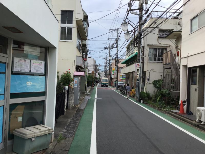 そんぽの家S江古田(サービス付き高齢者向け住宅)の画像(16)商店街1