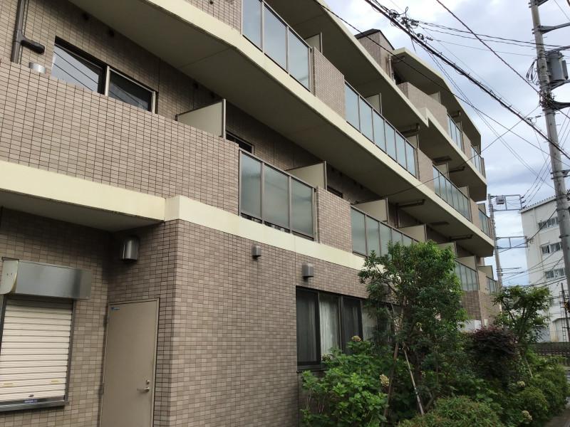 そんぽの家S江古田(サービス付き高齢者向け住宅)の画像(18)外観3