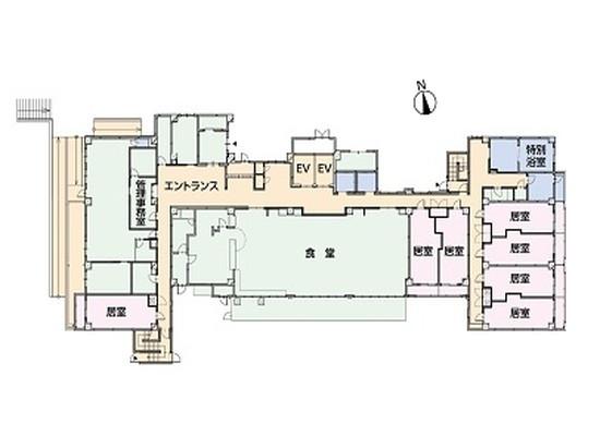 そんぽの家S柏青葉台(サービス付き高齢者向け住宅)の画像(9)
