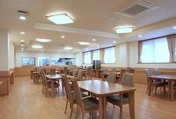 そんぽの家S豊四季(サービス付き高齢者向け住宅)の画像(5)食堂