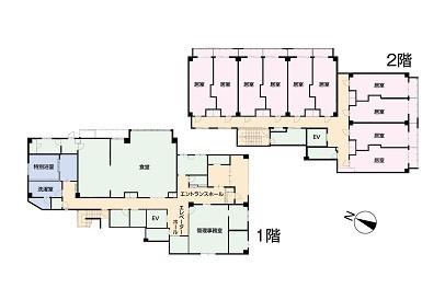 そんぽの家S保谷北町(サービス付き高齢者向け住宅)の画像(9)