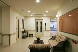 そんぽの家S柏高柳(サービス付き高齢者向け住宅)の画像(3)1階ロビー