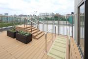 リハビリホームまどか王子神谷(介護付有料老人ホーム(一般型特定施設入居者生活介護))の画像(10)屋上