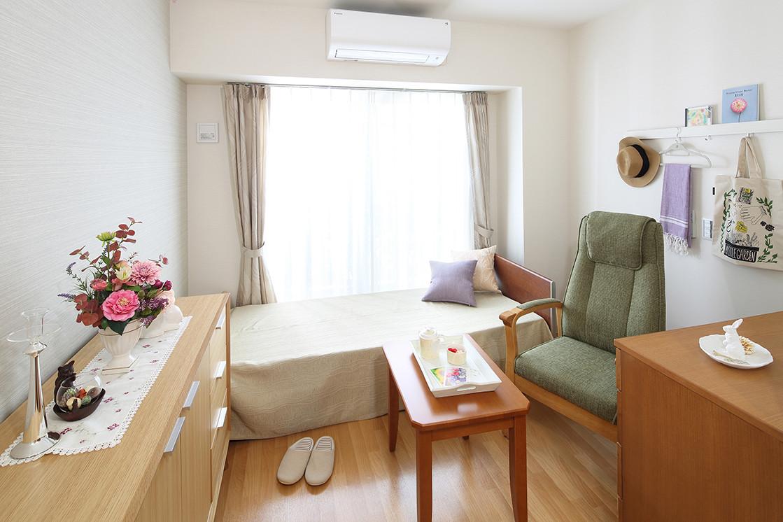 リハビリホームまどか王子神谷(介護付有料老人ホーム(一般型特定施設入居者生活介護))の画像(3)居室イメージ