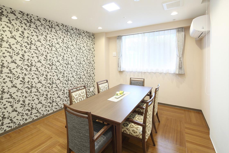 リハビリホームまどか王子神谷(介護付有料老人ホーム(一般型特定施設入居者生活介護))の画像(6)相談室