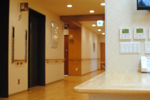 イリーゼ戸田(介護付有料老人ホーム)の画像(5)廊下