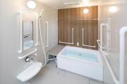 ボンセジュール西国分寺(住宅型有料老人ホーム)の画像(9)浴室