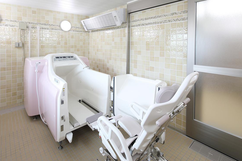 ボンセジュール西国分寺(住宅型有料老人ホーム)の画像(10)機械浴室