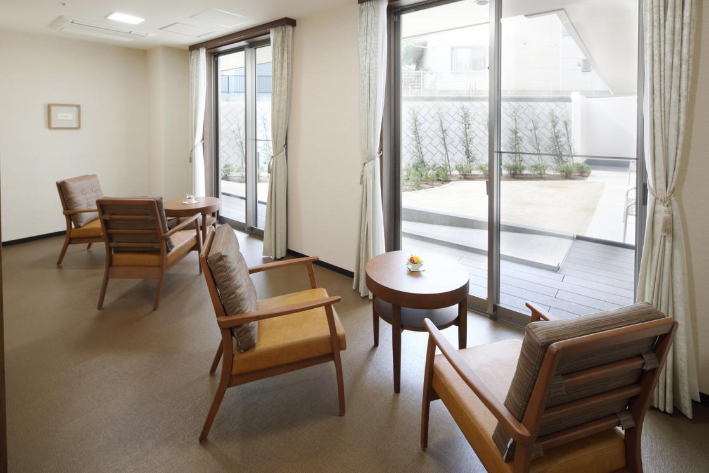 リハビリホームボンセジュール北松戸(住宅型有料老人ホーム)の画像(8)2F サブダイニング