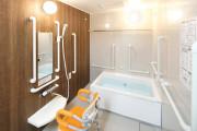 リハビリホームボンセジュール三ツ境(住宅型有料老人ホーム)の画像(8)浴室