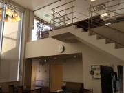 有料老人ホーム シェモア西台(介護付有料老人ホーム(一般型特定施設入居者生活介護))の画像(8)吹き抜け