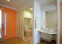 有料老人ホーム シェモア西台(介護付有料老人ホーム(一般型特定施設入居者生活介護))の画像(23)居室内洗面台・トイレ