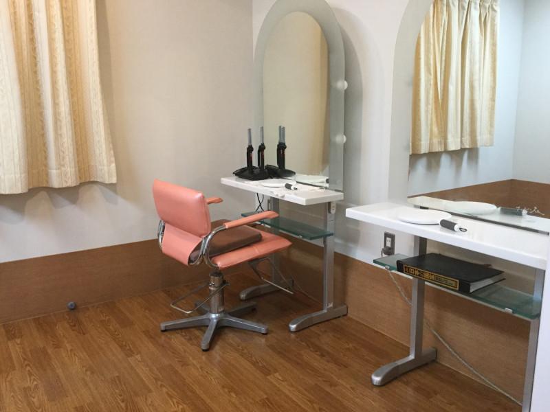 有料老人ホーム シェモア西台(介護付有料老人ホーム(一般型特定施設入居者生活介護))の画像(14)理美容室