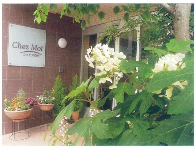 有料老人ホーム シェモア西台(介護付有料老人ホーム(一般型特定施設入居者生活介護))の画像(24)正面玄関