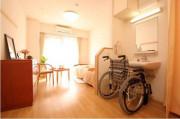 まどか王子(介護付有料老人ホーム(一般型特定施設入居者生活介護))の画像(3)1F 居室イメージ