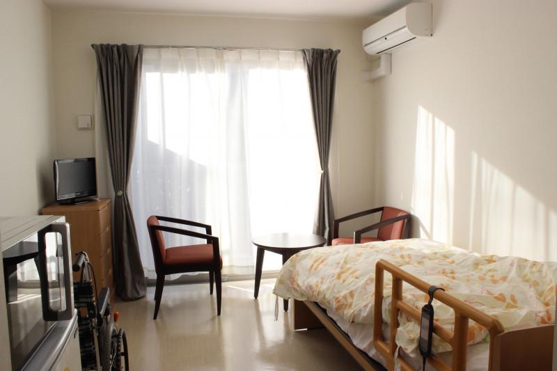 サービス付き高齢者向け住宅 戸塚共立結の杜下倉田(サービス付き高齢者向け住宅)の画像(3)居室