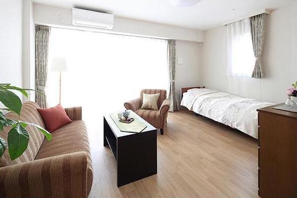 グランダ王子(住宅型有料老人ホーム)の画像(3)居室イメージ