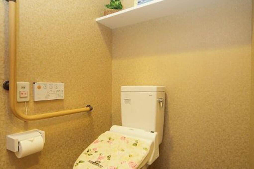 みなみはなはたの憩(介護付有料老人ホーム(一般型特定施設入居者生活介護))の画像(7)居室 トイレ