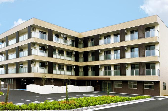 イルミーナやまと(サービス付き高齢者向け住宅)の画像(1)