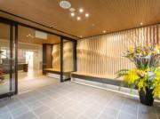 グランフォレスト学芸大学(介護付有料老人ホーム)の画像(4)入り口