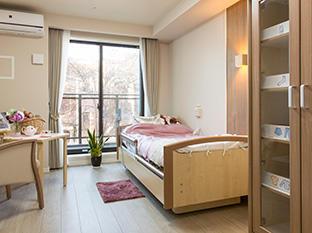 グランフォレスト学芸大学(介護付有料老人ホーム)の画像(2)居室