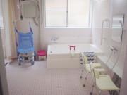 スタイルケア南越谷(介護付有料老人ホーム)の画像(5)浴室