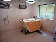 スタイルケア南越谷(介護付有料老人ホーム)の画像(11)機械浴室