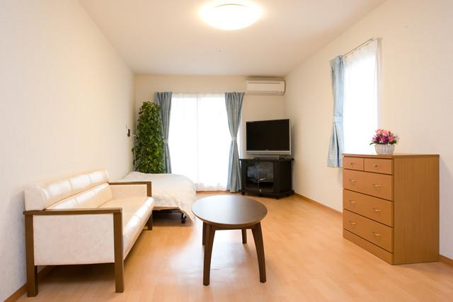 スタイルケア南越谷(介護付有料老人ホーム)の画像(14)居室モデルルーム